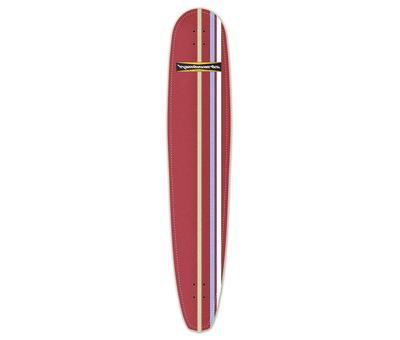 Logger Red Leg Stripes